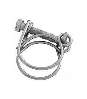 Collier de fixation Ø30-34