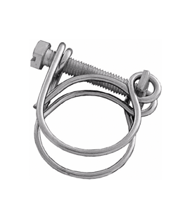 Collier de fixation Ø37-42