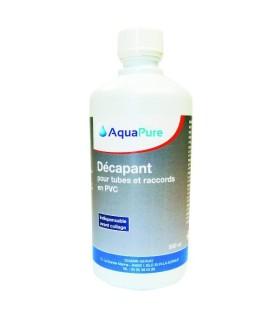 Décapant PVC Aquapure 500ML
