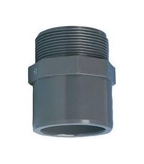 """Embout PVC pression FM 32/25 x M 1"""""""