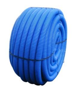 Gaine TPC bleu Ø63 mm 50m