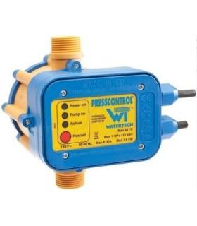 Boitier de contrôle pour automatisation pompe 230V