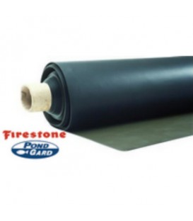 Géomembrane EPDM Firestone largeur 7.62m