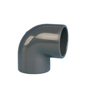 Coude PVC 90° Ø32