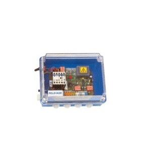 Coffret commande et protection Protect 2 Pompe relevage
