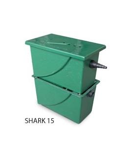 Filtre Shark multi-chambre
