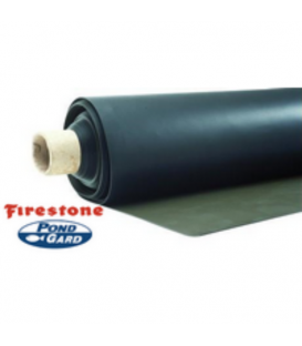 Géomembrane EPDM Firestone largeur 4.27m