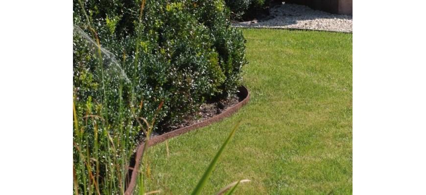 Bordure jardin + pic